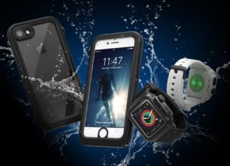 Catalyst iPhone 7 & Apple Watch Series 2 Wet Gear