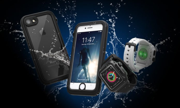 Catalyst iPhone 7 & Apple Watch Series 2 Wet Gear