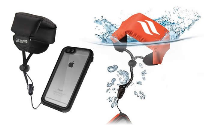 Catalyst Wet Gear for iPhone 7 & Apple Watch Series 2