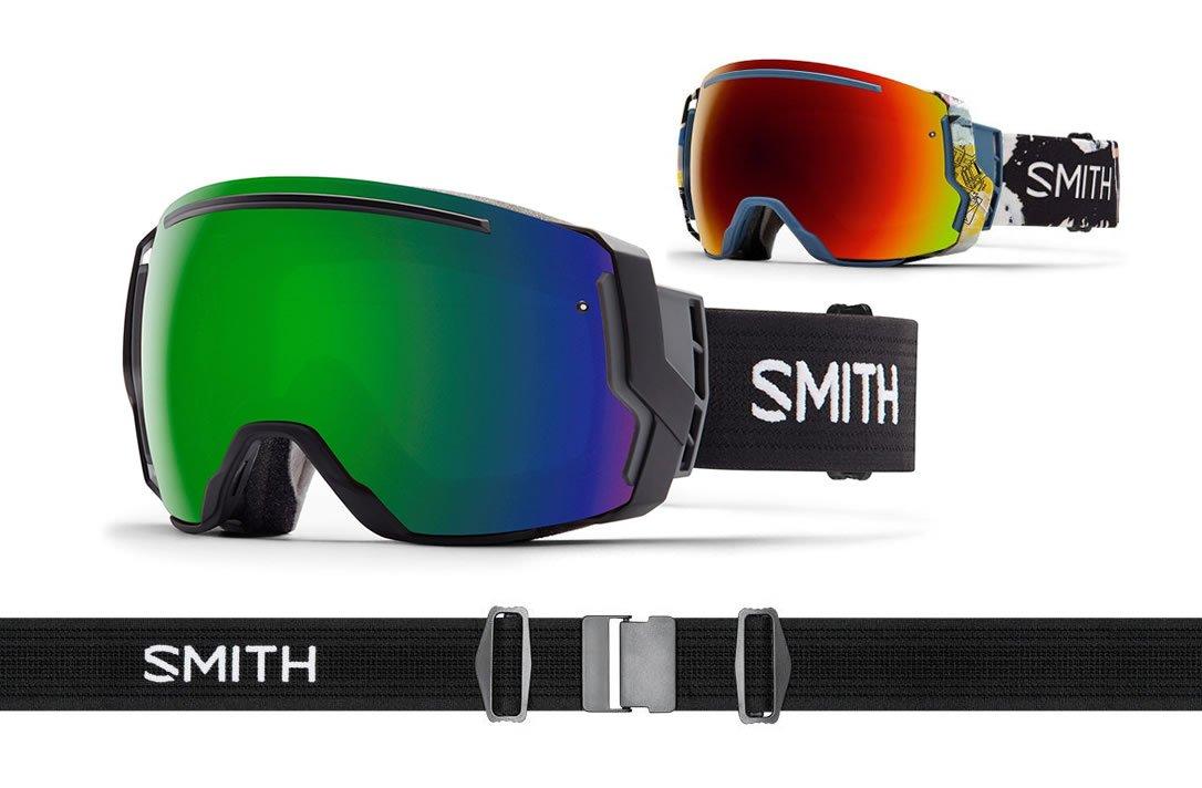 Smith Optics I/O 7 High Performance Ski Goggles Review