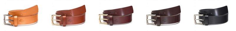 Ezra Arthur No. 1 Belt Handcrafted Leather Accessories
