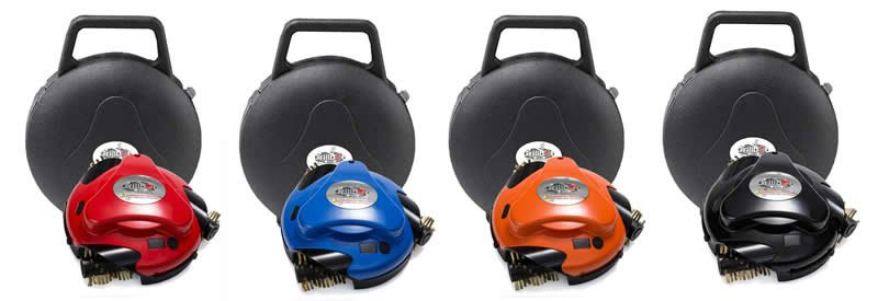 Grillbot Automatic Grill Cleaner review
