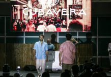 Cubavera Mens Fashion Show in Miami Heat