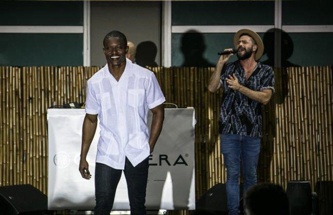 Cubavera Mens Fashion Show in Miami Heat
