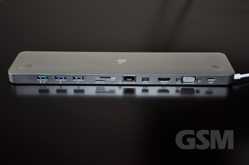 IOGear USB-C UltraSlim Docking Station Review