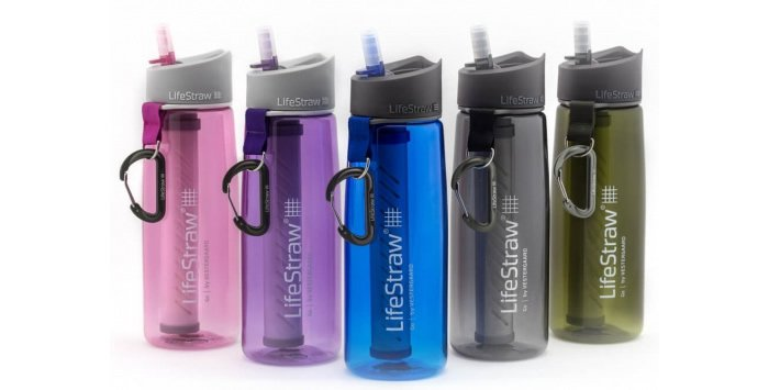 LifeStraw Personal Water Filtration Because Water is Life