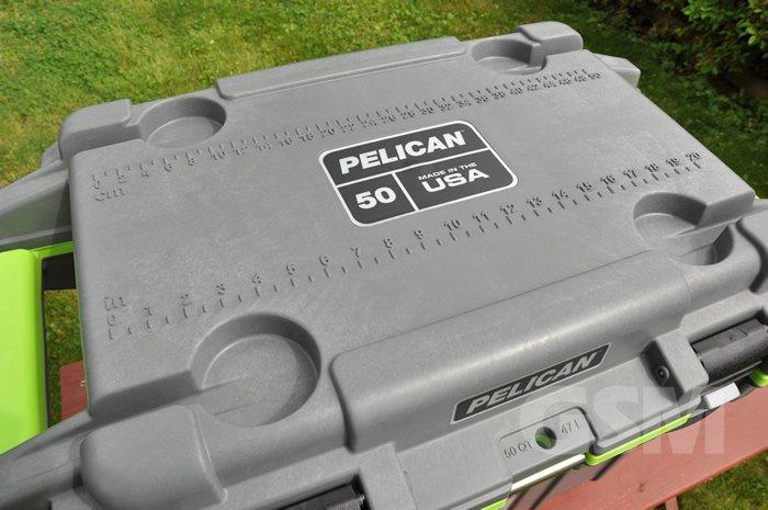 Pelican 50QT Elite one Heavy Duty Cooler - GearStyle Magazine