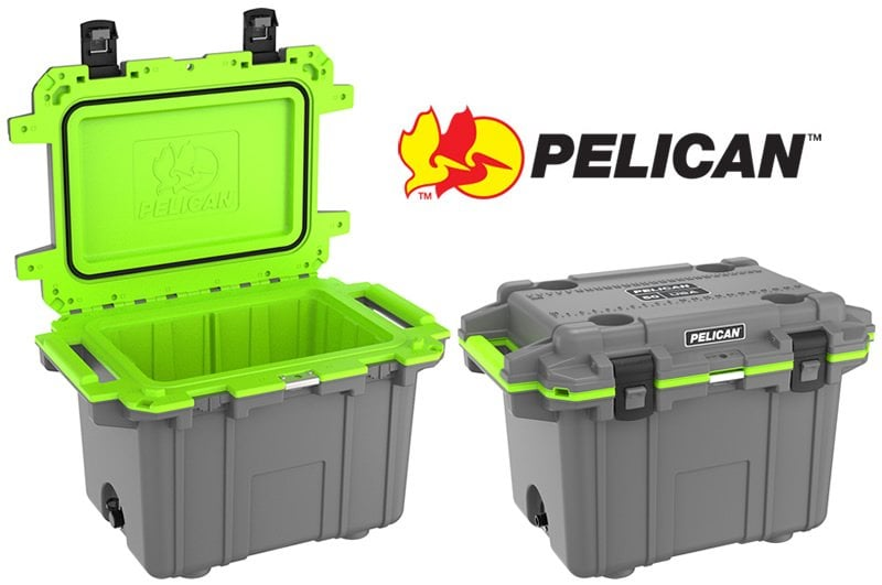Pelican 50QT Elite one Heavy Duty Cooler