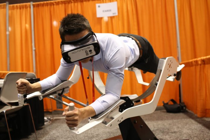 AWE Augmented World Expo AR VR 2017