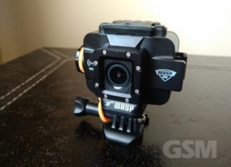 Cobra WASPcam 9907 4k Action Cam Review