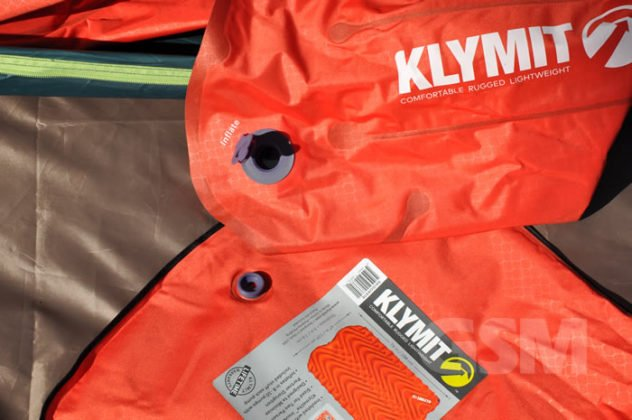 Klymit Insulated Double V Sleeping Pad Review