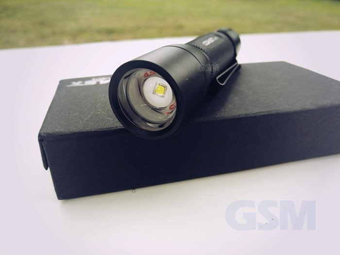 Coast HX5 & HP5R Dual Power Personal LED Flashlights Perform