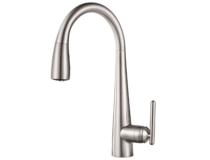 Pfister Lita Pull Down Kitchen Faucet with Xtract Review