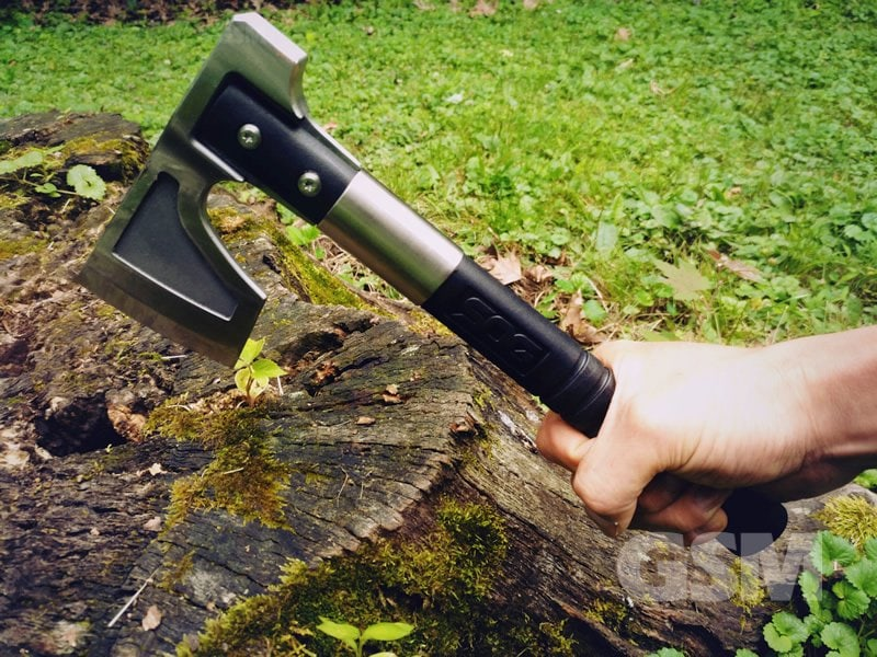 SOG Camp Axe Review