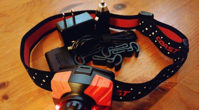 Coast FL75R Dual Power LED Headlamp Review