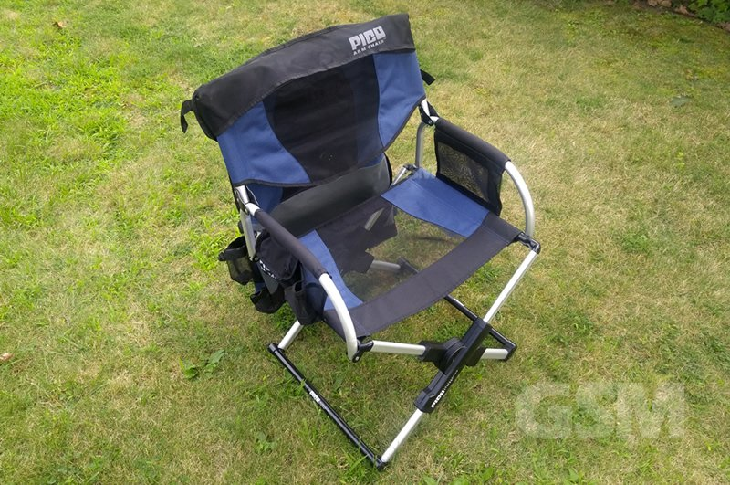 Great GCI Outdoor Telescoping Compact PICO Arm Chair
