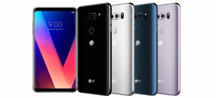 LG V30 and V30+ unveiled at IFA 2017