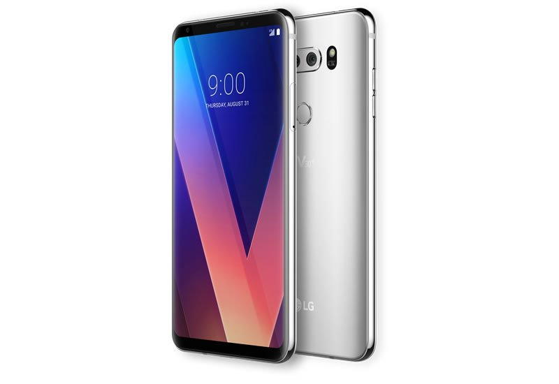 LG's V30 and V30+ unveiled at IFA 2017