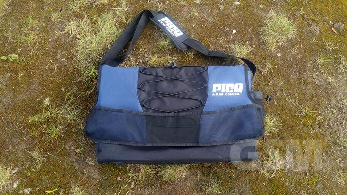 GCI Outdoor Telescoping Compact PICO Arm Chair