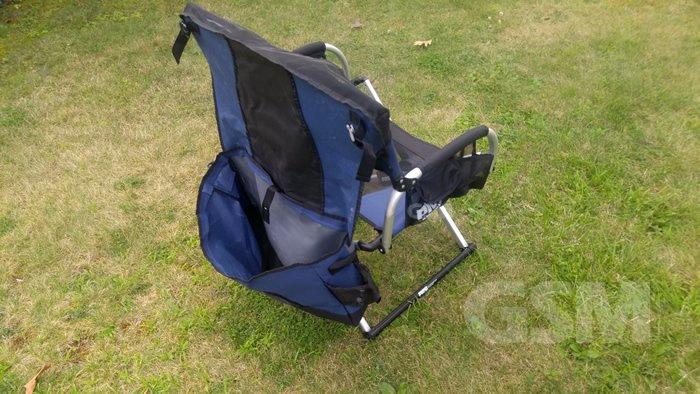 GCI Outdoor Telescoping Compact PICO Arm Chair