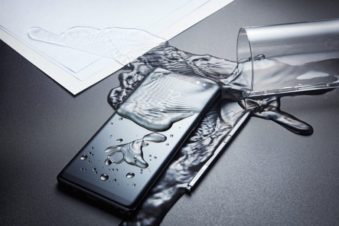 Samsung's Release of the Galaxy Note 8