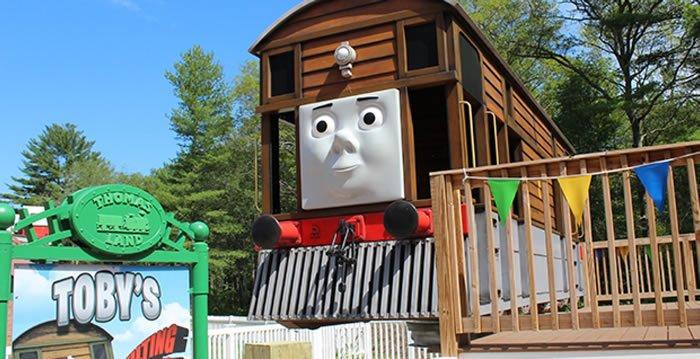 Toby's Tilting Tracks