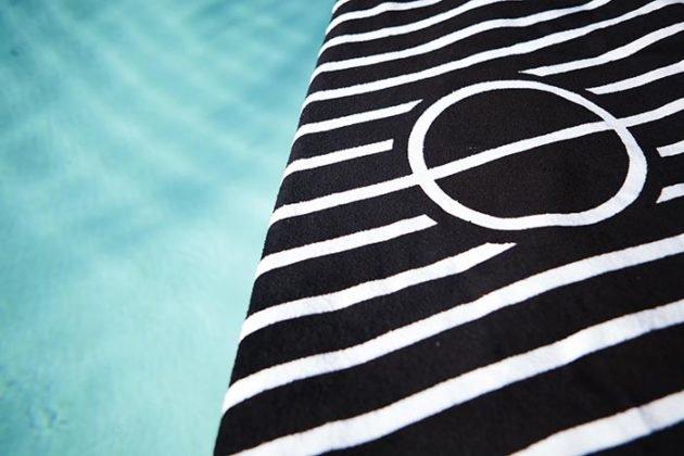 World Surf League Pro Conner Coffin, LEUS Beach Towel Collection