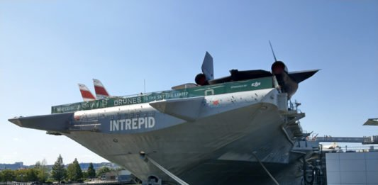 USS Intrepid Sea, Air and Space Museum