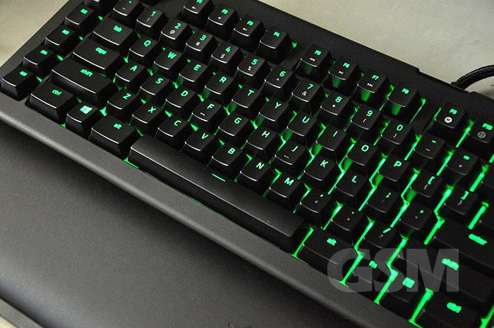 Razer BlackWidow Chroma v2 mechanical gaming keyboard