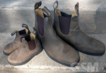 Blundstone Father & Son Leather Dress Boots