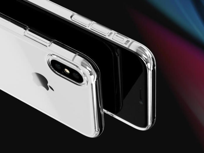 Caudabe iPhoneX Protection Clear & Simple