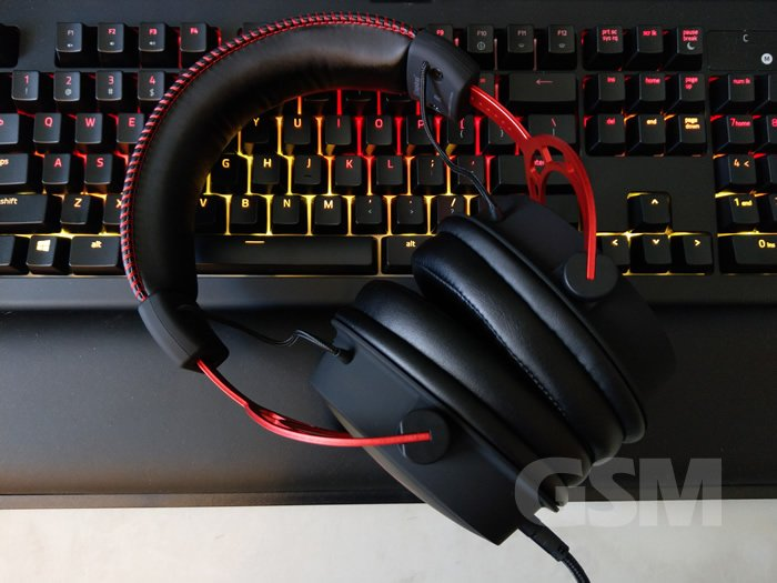 HyperX Cloud Alpha Gaming Headset Review