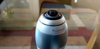 Tamaggo Panoramic 360LiveCam Egg Review