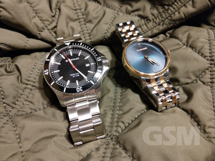 His hers wenger couples watches under 300 for Watches under 300