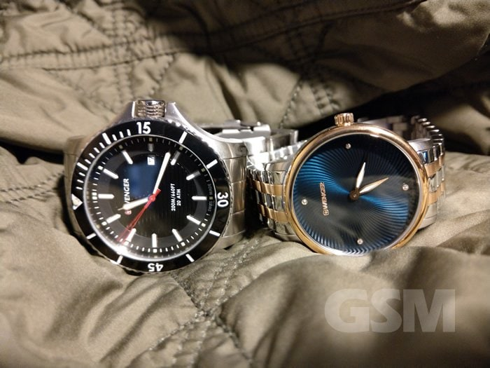 Wenger His n Hers Watches for Couples under $300