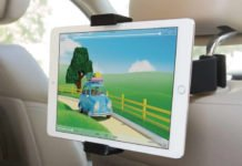 KENU Airvue Headrest Tablet Mount, make your life a little easier