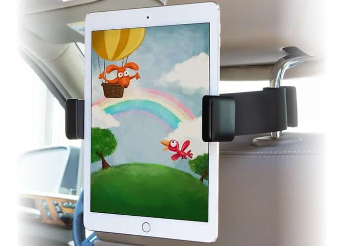 KENU Airvue Headrest Tablet Mount, make your life a little easier