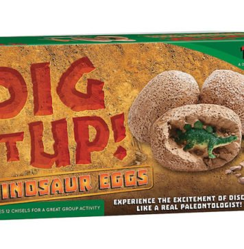 Dig It Up! Dinosaur Eggs, learning fun for your little ones