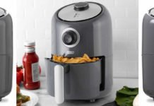 Dash Compact Air Fryer Review