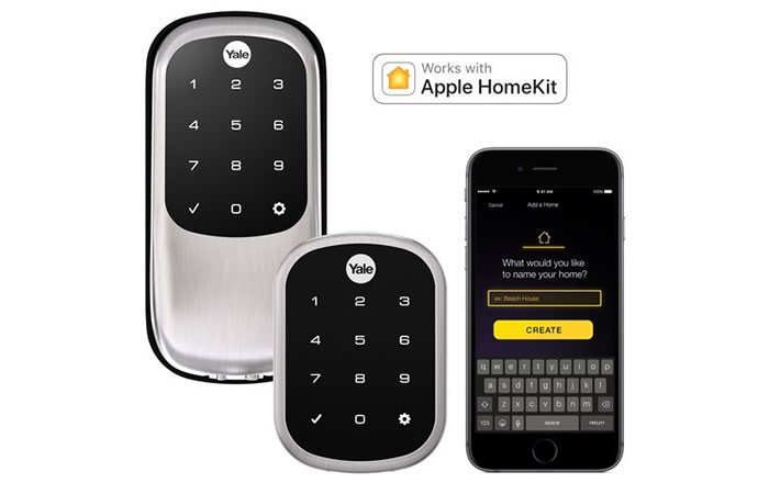 Ditch your keys Yale Assure Lock SL Touchscreen Deadbolt