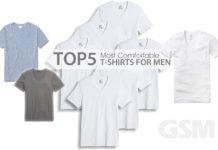 Top 5 Most Comfortable Mens T-Shirts
