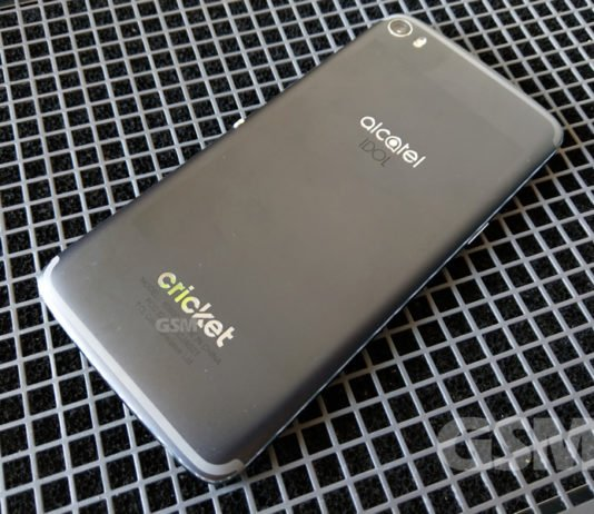 Cricket Wireless Alcatel Idol 5 Review: Go Mobile on a budget