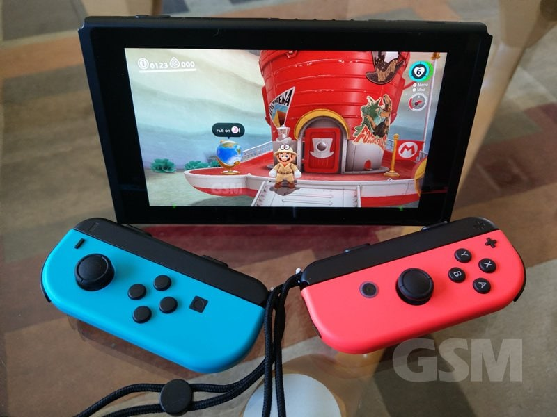 Nintendo Switch Game System Review
