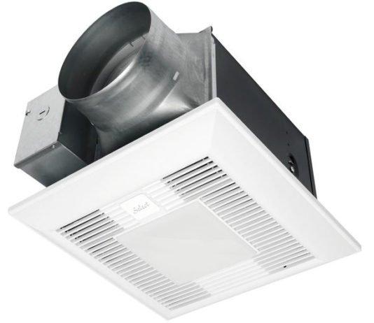 Panasonic WhisperGreen Select Exhaust Fan Review