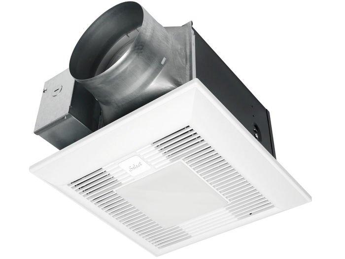Panasonic WhisperGreen Select Exhaust Fan Review: Bathroom Home Improvement