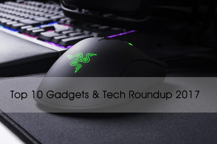 Top 10 Gadgets & Tech Roundup