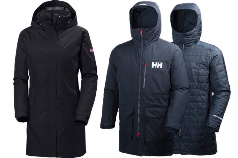 His & Hers Helly Hansen Rain Gear