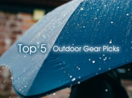 Top 5 Outdoor Gear Picks