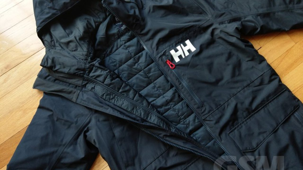 db52bd476 Helly Hansen Mens Rigging Coat Review: Streetable, Modern ...
