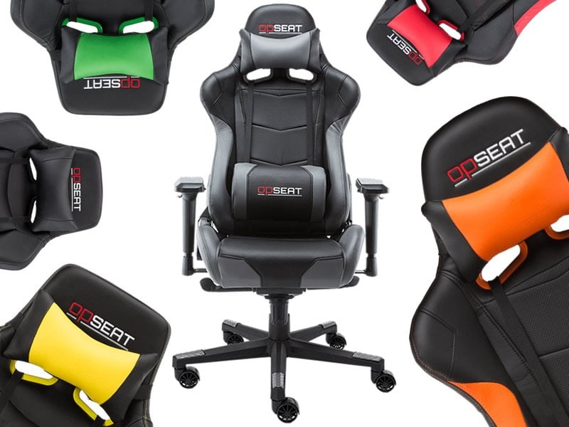 OPSeat Master Series Gaming Chair review